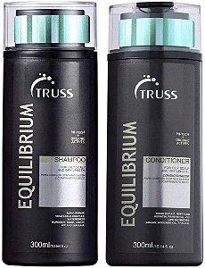 Truss Kit Equilibrium (Shampoo + Condicionador)