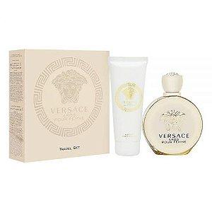 Versace Eros Pour Femme Travel Set