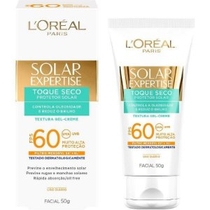 Loreal Solar Expertise Toque Seco FPS60
