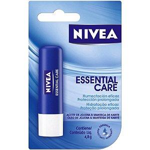 Nivea Protetor Labial Essential Shine
