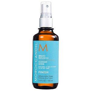 Moroccanoil Spray Brilho Reflexivo 100 ml