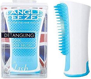 Tangle Teezer Aqua Splash Hairbrush Blue