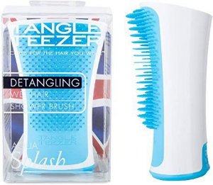 Tangle Teezer Aqua Splash Hairbrush Blue