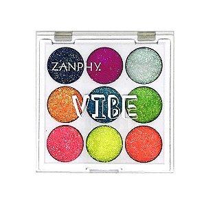 Zanphy Paleta de Glitter Neon