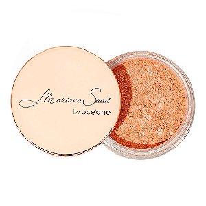 Mariana Saad Skin Shine Po Iluminador Rose Gold
