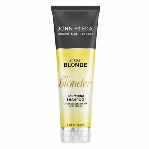 John Frieda Sheer Blonder Go Blonder Lightening Shampoo - 245ml