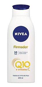 Hidratante Desodorante Nivea Firmador Q10 + Vitamina C - 400ml