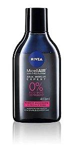Água Micelar Expert Nivea 400ml Micellair