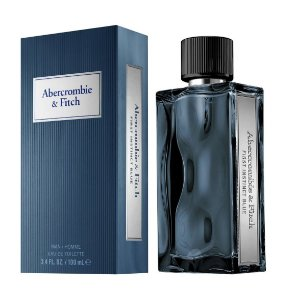 First Instinct Blue Abercrombie & Fitch - Perfume Masculino Eau de Toilette - 30ml
