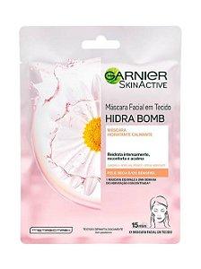 Garnier SkinActive Máscara Facial Calmante Camomila Hidra Bomb - 32g
