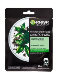 GARNIER PUR CHARC MASK BLACK TEA