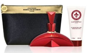 MDB COFFRET ROUGE ROYAL EDP BODY LOTION NECESSARIE - 30020MB
