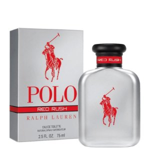 RALPH LAUREN POLO RED RUSH EDT  75ML