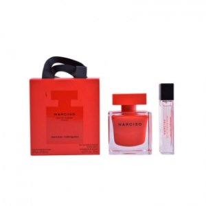 Narciso Rodriguez Rouge COUFFRET 90ML + 10ML