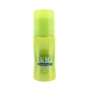 Ban Desodorante Roll On Powder Fresh Azul 44ml