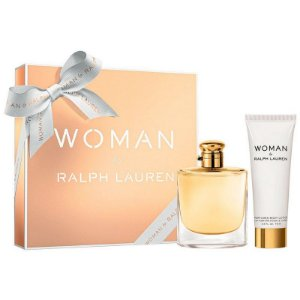COFFRET RALPH LAUREN WOMAN EDP 100ML EDP 10ML