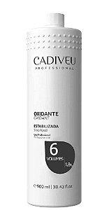 CADIVEU OX OXIDANTE 6 VOLUMES 900ML