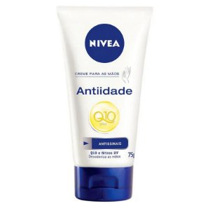 NIVEA Q10 PLUS CREME PARA AS MÃOS ANTISSINAIS