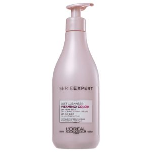 LOREAL VITAMINO COLOR SOFT CLEANSER  500ML
