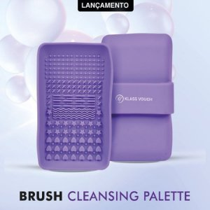 KLASS V SILICONE BRUSH CLEANSING PALETTE