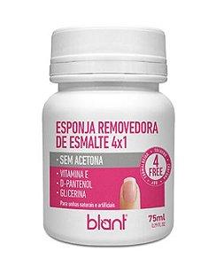 BLANT ESPONJA REMOVEDORA DE ESMALTE 4X1 75ML