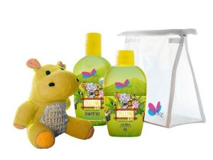 DELIKAD KIT KIDS SAFARI YELLOW COL/SH) 100 ML / 200 ML