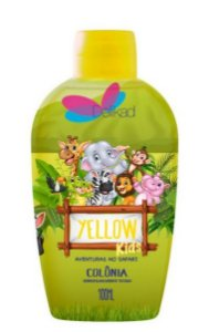 DELIKAD COLONIA KIDS SAFARI YELLOW 100 ML