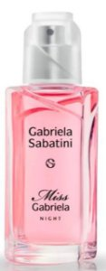MISS GABRIELA NIGHT EDT 20ML