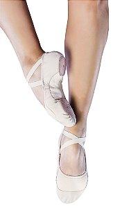 Sapatilha de Ballet Meia Ponta Ballena Capezio C16