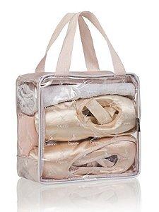 Bolsa de Ballet Transparente Cristal Capezio B67