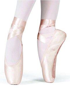 Sapatilha de Ponta para Ballet Fouettè Capezio Ref 179