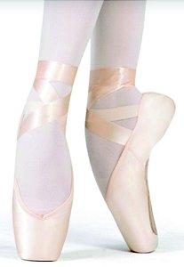 Sapatilha de Ponta para Ballet Partner Mushilan Capezio Ref 181