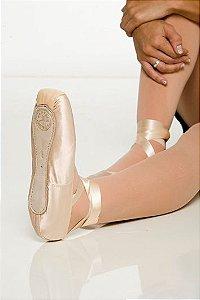 Sapatilha de Ponta para Ballet Partner Estudante Capezio Ref 183