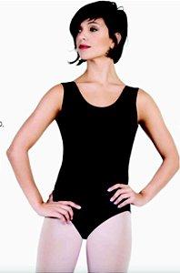 Collant de Ballet Regata Adulto ou Infantil em Amni Capezio Ref 3001