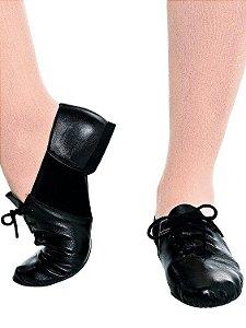 Sapato Jazz de Amarrar com Stretch Capezio Ref 303
