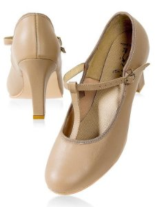 Sapato para Dança de Salão Feminino Capezio CJ04