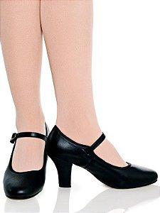 f01efd2a12 Sapato para Dança de Salão Feminino Boneca Capezio Ref 40c