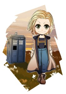 [Pôster] Doctor Who