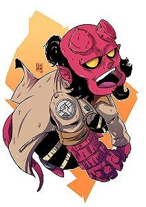 [Pôster] Hellboy
