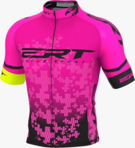 CAMISA NEW ELITE ERT TEAM ROSA