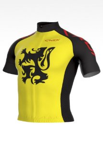 CAMISA ELITE EKOI LION OF FLANDERS