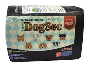 TAPETE PET NAT DOG SEC 60 X 80 Pacote C/15 UND.