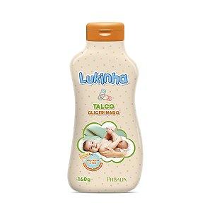 TALCO GLICERINADO LUKINHA - 160G