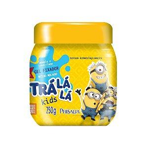 Trá Lá Lá Kids Gel Fixador - Personagens - 250G