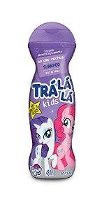 Trá Lá Lá Kids Shampoo Eu Amo Cachos - Personagens - 480ML