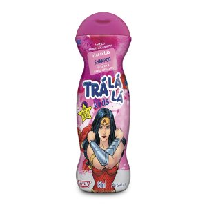 Trá Lá Lá Kids Shampoo HidraKids - Personagens - 480ML