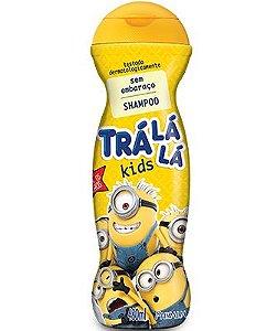 Trá Lá Lá Kids Shampoo Sem Embaraço - Personagens - 480ML
