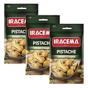 Kit PISTACHE IRACEMA Sache - 03 x 100G
