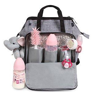 Baby Bag G da Linha MICKEY BABY C/ Trocador-Babygo