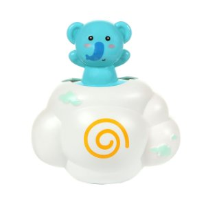 Conjunto Amigos do Banho PREMIUM-Cor Azul-Babygo